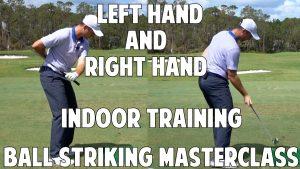 8.3 Left Arm & Right Arm Indoor Training