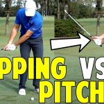 Chipping vs. Pitching