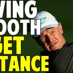 Swing Smooth for More Distance