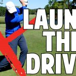How to Launch Your Driver with Your Right Knee