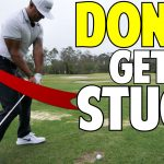 How to Stop Getting Stuck in the Golf Swing