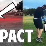 Hips at Impact
