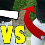 Weight Shift vs. Hip Turn