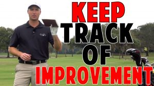 How to Keep Track of Your Golf Improvement