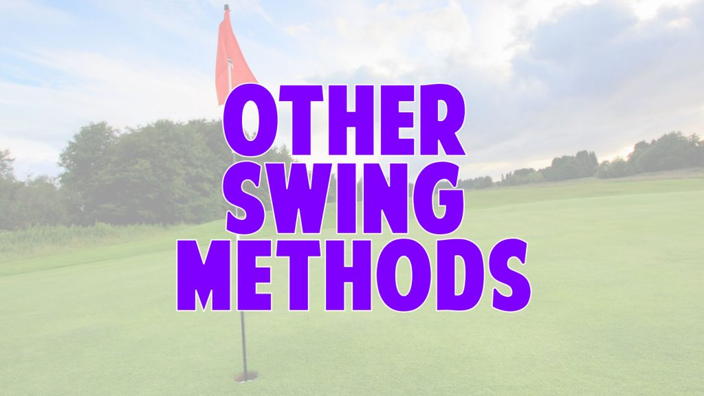 swing methods