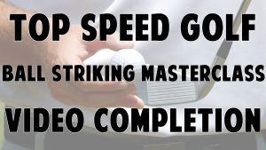 How to Mark Videos Complete in the Ball Striking MasterClass